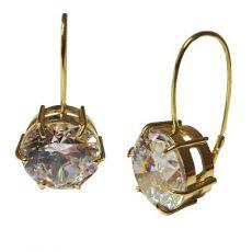 Zlatníctvo eŠeM - šperk - Zlaté šperky - Zlaté náušnice - Dámske ... c458c02a606